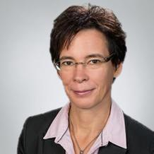 Corinna Röhr, Director Finance and Controlling