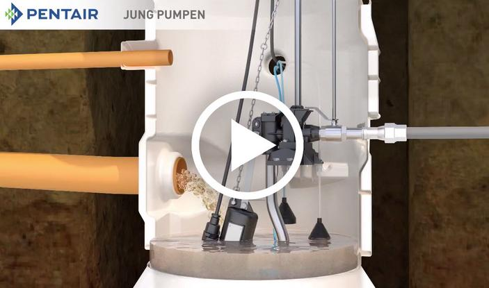 Pressure drainage - Waste Water - Products - Jung Pumpen GmbH