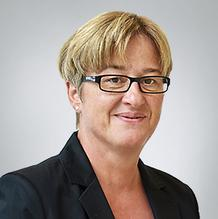 Marianne Riewe-Schröder, Director Human Resources