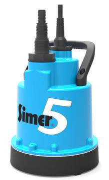Simer - Submersible Sump Pumps - Building Services - Products ...
