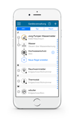 App - Smart Home - Building Services - Products - Jung Pumpen GmbH